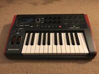 Novation Impulse 25 Midi Controller / Keyboard
