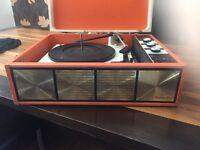 Vintage 1970,s record deck for restoration £20