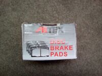 Vauxall Astra rear Brake Pads