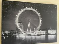 London eye canvas for sale