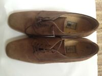 Cabel and Co brown Nubuck shoes size 37