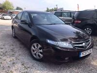 2007 Honda Accord 2.0 i VTEC EX 4dr FSH + 1 PREV OWNER+2 KEYS+SUNROOF