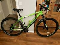 Cannondale trail 4 2015 29er mountain bike excellent condition like new