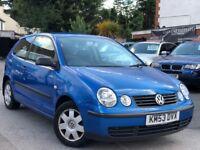 Volkswagen Polo 1.9 SDI Twist 12 Months MOT + Warranty Low INSURANCE