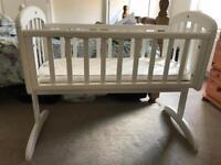 John Lewis Swinging Crib