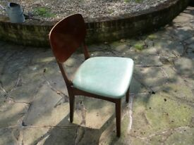 Vintage 6 x LEBUS LINK Chairs