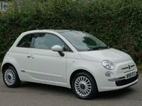 Fiat 500 1.2 Lounge 3dr (start/stop) BLUETOOTH PANORAMIC ROOF