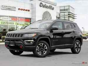 2017 Jeep Compass TRAILHAWK | DEMO | PANORAMIC ROOF | BACK UP CA