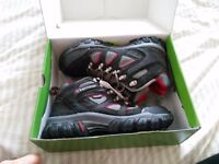 Karrimor ladies s walking boots size 5 worn once.