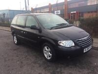 ***2008 CHRYSLER VOYAGER EXECUTIVE 7 SEATER FULL SERV HIST CAMBELT WATERPUMP JUST BEEN DONE*** £2499