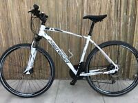 Merida Crossway 100 Hybrid Bike