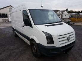 Second Hand VW Crafter 2.0 Panel Van for sale - RECONDITIONED ENGINE only 2.5K miles since installed