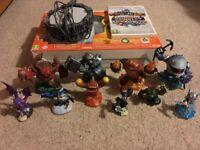Wii Skylanders Giant Starter Pack