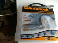 Car traction aid for snow or bad weather pach of 2 brand new