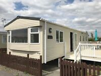 New holiday home - immaculate 8 berth static caravan