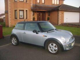 MINI COPPER 2005 70K F,S,H £2695 MOTED MARCH 17
