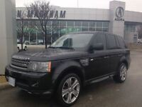 2011 Land Rover Range Rover Sport Supercharged - 5.0 V8 | No Acc