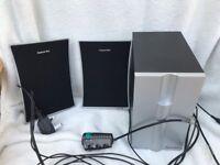 Packard Bell FPS100 speakers
