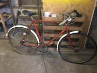 1950s Raleigh road bike ,,