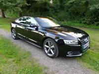 Audi a5 s-line 35k full service history n mot