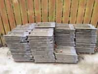 Roof tiles - approx 125 in total