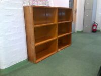 Solid Wood Beech Shelves.