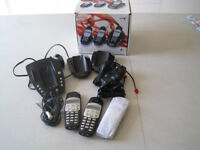 BT Freelance XD5500 Digital Cordless Phones & Answering Machine
