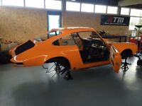 Part time Classic Car Restoration , mechanical and rebuild based...