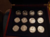 Vice admiral nelson collection of coins