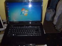 Dell Inspiron 1545 Core 2 Duo P8700 Multimedia Laptop for Sale.