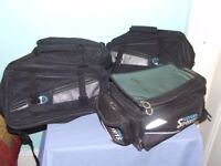 Oxford motorcycle luggage set