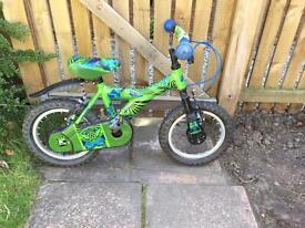 Boys Raleigh atom bike