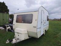 Vintage caravan 2 Berth 1980/1 Alpine Sprite Ci