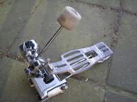 Drum Pedal....PREMIER 252 bass drum pedal....