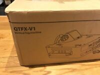 QTX QTFX-V1 VERTICAL FOG / SMOKE MACHINE (DMX Control)