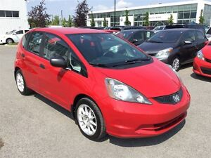 2010 Honda Fit DX Automatique