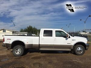 2004 Ford Super Duty F-350  KING RANCH DIESEL DUALLY 4WD