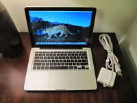 MacBook pro 2010 upgraded with SSD. Great condition.