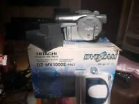 Hitachi DVD camcorder