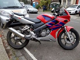 Honda CBR125R - Low mileage, 56 plate, well looked after.