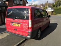breaking for parts mercedes vito travel liner 2005 breaking viano