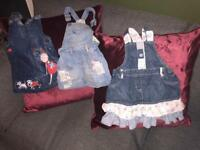 Bundle of girls clothes 12-18, 18-24 & 2-3