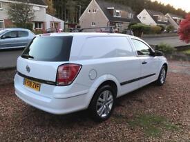 Astra H van for sale VERY CLEAN VAN!!