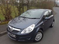 2011 (60 Plate) Vauxhall Corsa, 1.3 Cdti, £30 Tax 1 OWNER FROM NEW, Full History, Hpi Clear