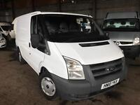 2010 Ford Transit 85 T260m FWD van no vat px welcome