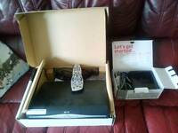 Sky TV Box 250GB HD+ and SKY router Box