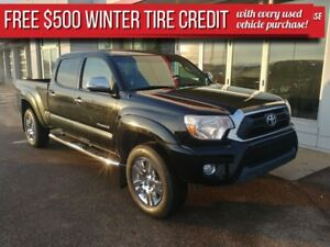 2014 Toyota Tacoma LTD *** PST PAID***