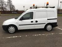 2007 Vauxhall Combo## Direct From BT## Full Service History ## No Vat