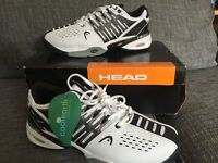 HEAD Radical Pro II Team Men's Tennis Shoes - BRAND NEW UK 8