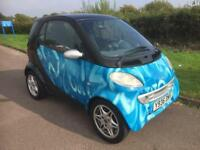 Smart Fortwo 0.6 City Passion Auto - Left Hand Drive